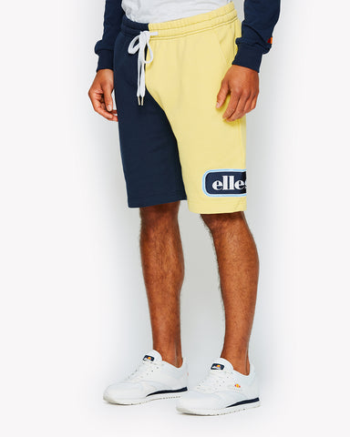 Choppa Oversized Shorts Light Yellow