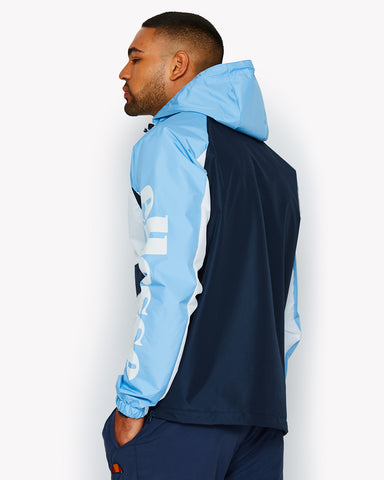 Mercuro Track Top Light Blue