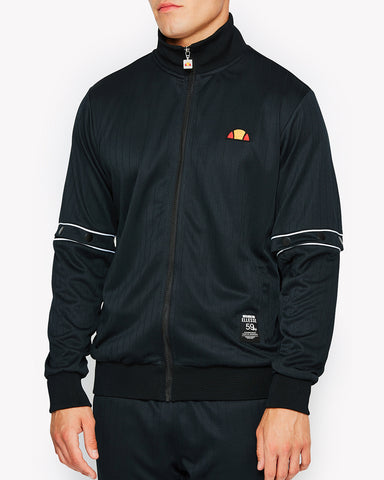 Ortelle Track Top Black