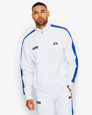 Jet Track Top White
