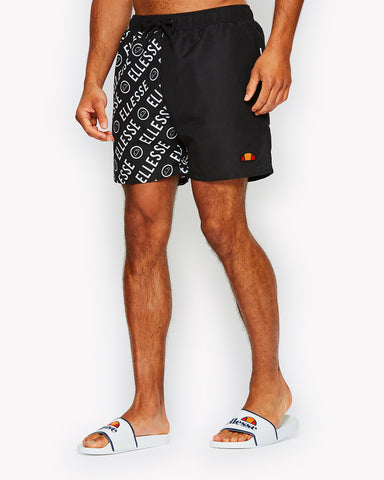 Severo Shorts Black