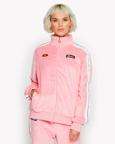 new in Pippini Track Top Pink ... ac2a3359aa