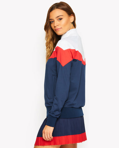 Ridley Track Top Navy