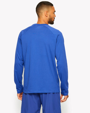 Cloister T-Shirt Blue