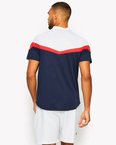 Perspeto T-Shirt Navy