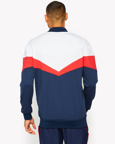 Dissaro Track Top Navy