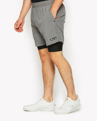 Seconda Short Grey