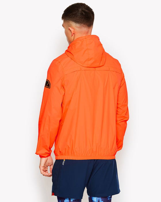 Berto 2 Jacket Neon Orange