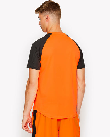 Ormea T-Shirt Neon Orange