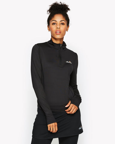 Namora Track Top Black