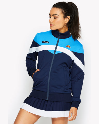 Jubilee Track Top Navy