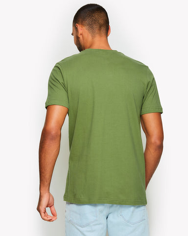 Voodoo T-Shirt Dark Green