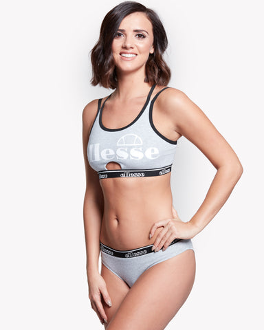 Beni Bra Top Grey
