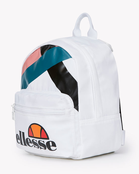 Gabbi Mini Backpack White