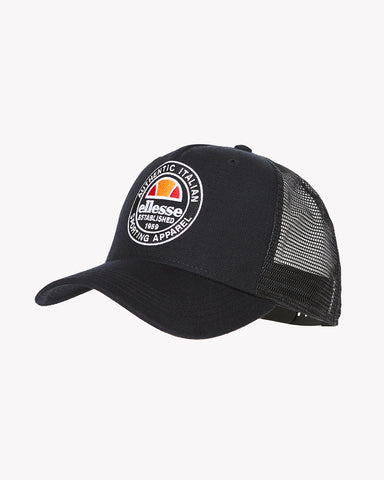 Pontra Trucker Cap Black