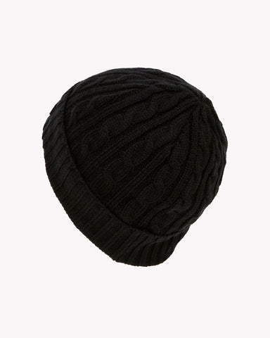 Grohl Beanie Black