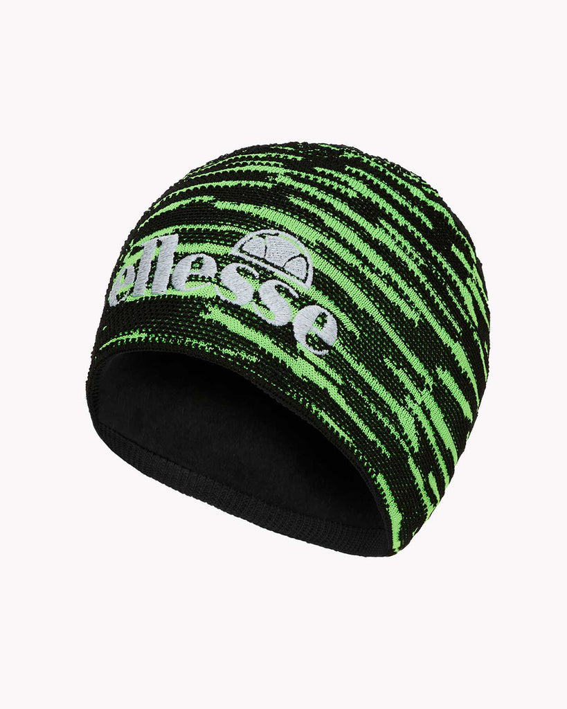 Garral Beanie Black Green  8a9b481c639