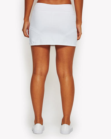 Nicciolini Skirt White