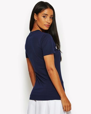 Camicia T-Shirt Navy