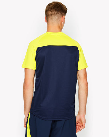 Harrier Poly T-Shirt Navy