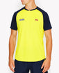 Harrier Poly T-Shirt Yellow