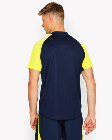 Hawk Poly Polo Navy
