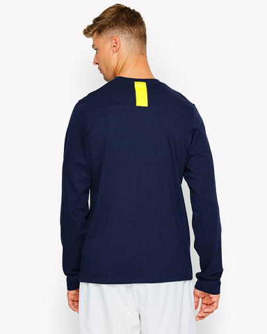 Tournamo Long Sleeve T-Shirt Navy
