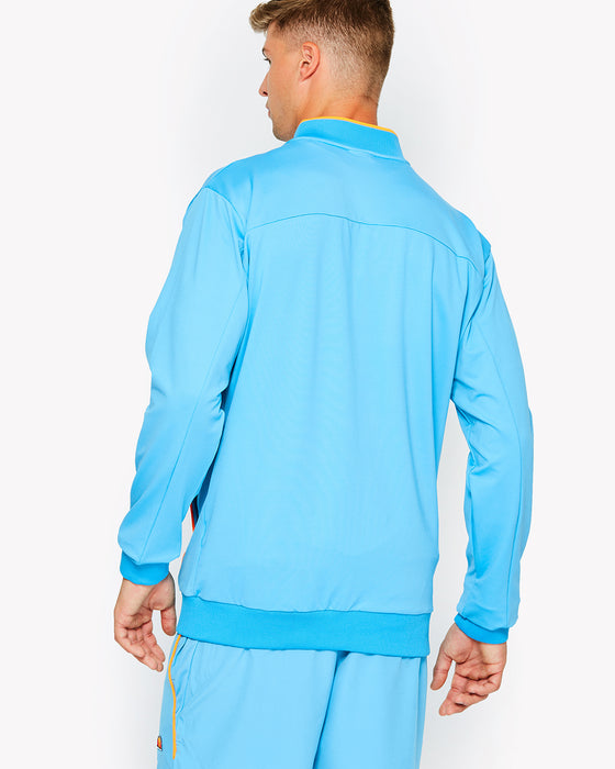 Bagnall Track Top Blue