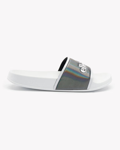 Fillipo Slide Black White