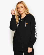 Serinatas Hoody Black