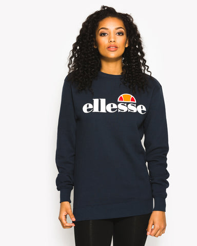 Agata Crew Sweat Navy