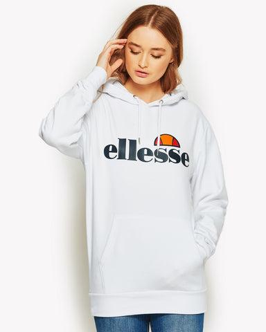 Torices Hoody White