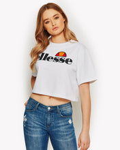 Alberta Crop T-Shirt White