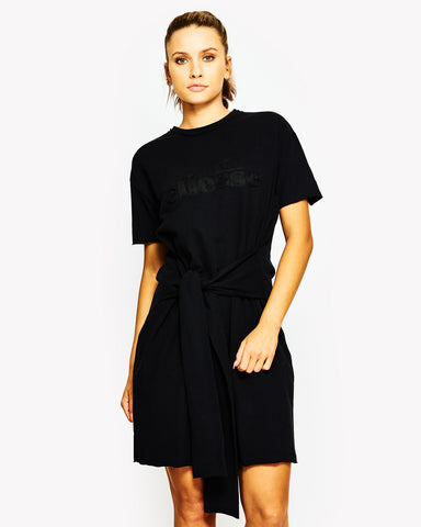 Gloria Dress Black