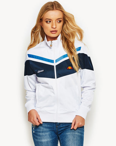 Daria Track Top White
