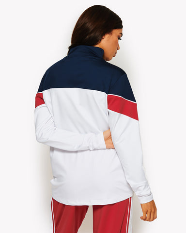 Martinazza Track Top White