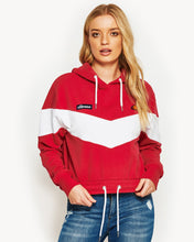 Pinton Hoody Red
