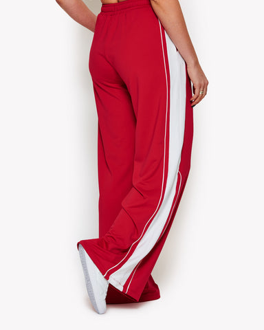Babetto Wide Pant Red
