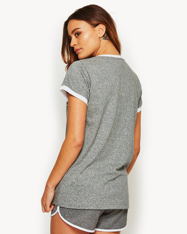 Neccio T-Shirt Grey
