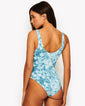 Domenica Swimsuit Blue
