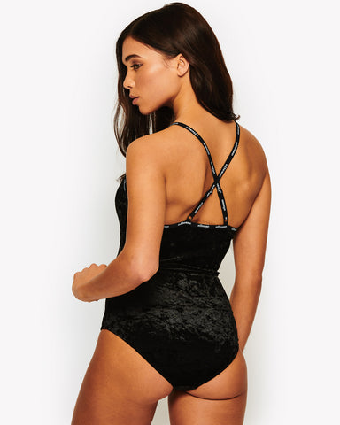 Adriata Swimsuit Black