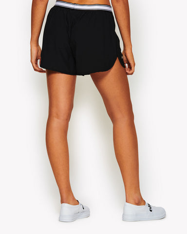 Galli Shorts Black