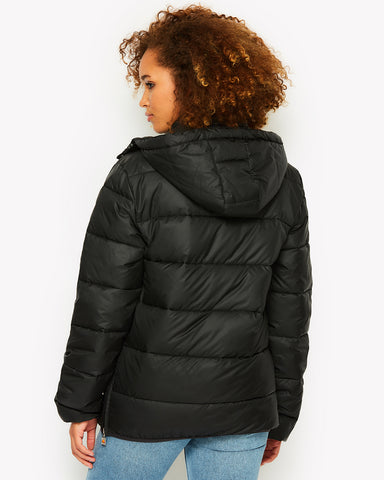 Andalo Padded Jacket Black