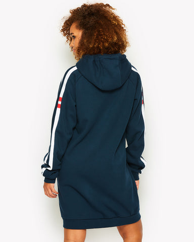 Claviere Long Hoody Navy