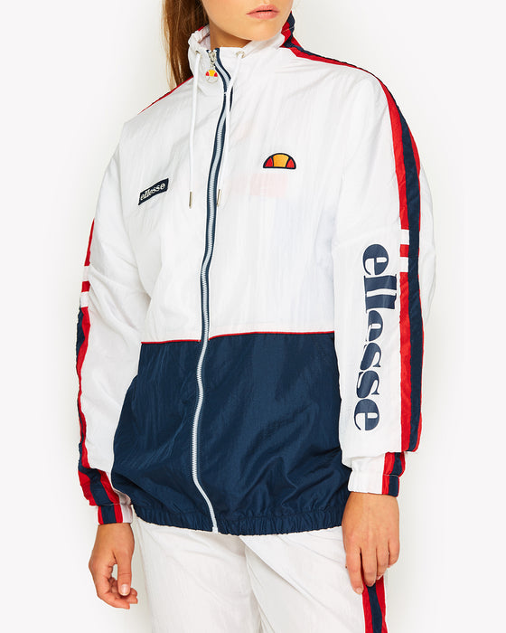 Pampino Track Top White