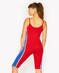 Tyrola Body Suit Red