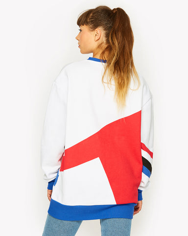 Dolomito Crew Sweat White