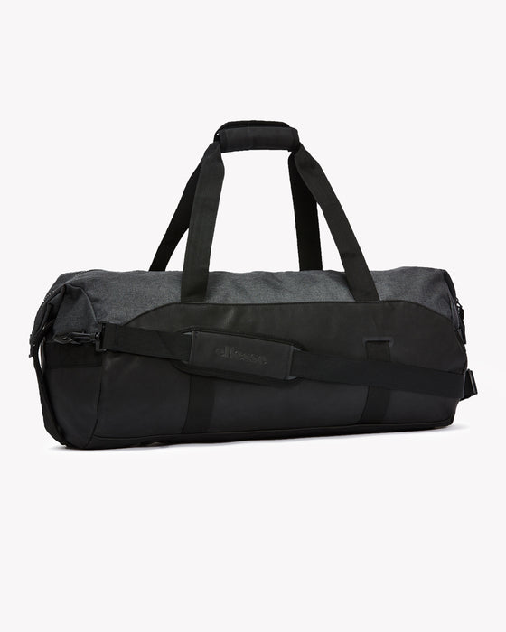 Renato Barrel Bag Black