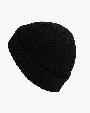 Wicker Beanie Black