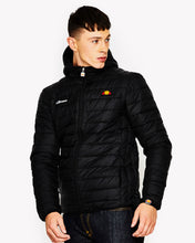 Lombardy Padded Jacket Black